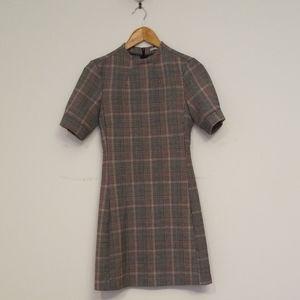 H&M womens plaid dress.